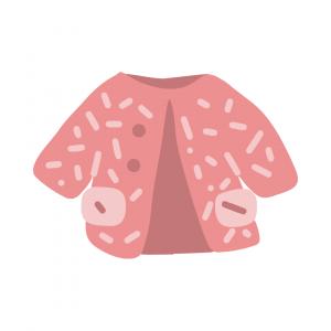 baby girls' jacket