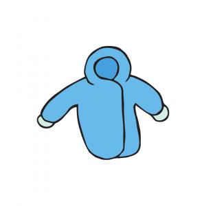 baby boy's coat